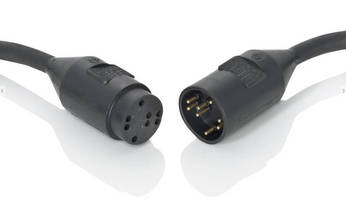 Polarized Plugs and Connectors carry 10 A, 600 V rating.