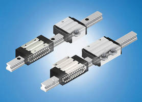 Cam Roller Runner Blocks suit vacuum applications.