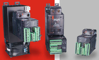 Tungsten Lamp Controller has phase angle, 75 A power switching.