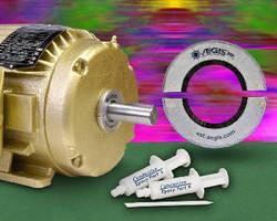 Split Ring Bearing Protection Kit uses conductive epoxy mounting.