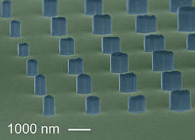 NIST Arrays are step toward mass production of nanowires.