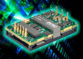Isolated DC-DC Converter delivers 12 V output.
