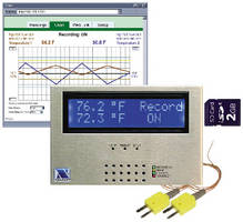 Temperature Monitor provides Web-based operation.