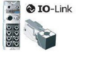 I/O Link System connects RFID system to network. .