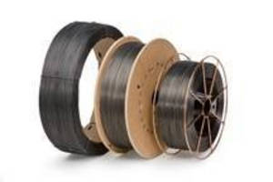 Metal-Cored Welding Wires help minimize risk of porosity.