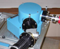 Vacuum UV Spectrometer uses scientific-grade CCD detectors.