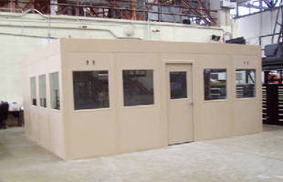 One Hour Fire Rated Wall Systems by Panel Built