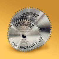 Woodworking Saw Blades suit plunge cut circular saws.