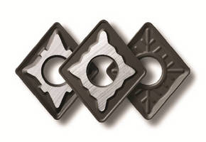 Turning Insert offers wear resistance in high temperatures.