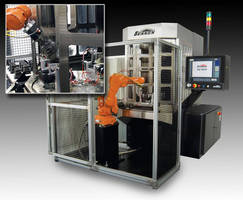 Vertical CNC Honing Machine targets small 2-stroke engines.