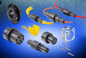 Low-Cost IP67 Sealed Connectors can Withstand Harsh Environments