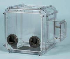 Clear Glove Boxes accommodate diverse market requirements.