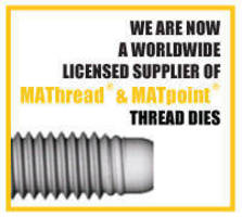 CJWinter is Now a World-Wide Licensed Supplier of MAThread & MATpoint