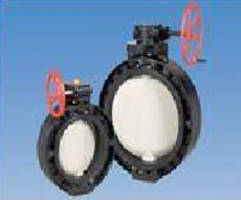 NEW ! D-SERIES High Pressure Butterfly Valves