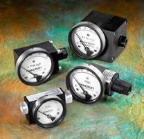 Differential Pressure Gauges have weather-resistant design.