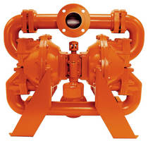 Air-operated Diaphragm Pumps suit harsh, solids-handling applications.