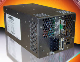 Industrial/COTS Power Supply outputs 48 V at 1,500 W.