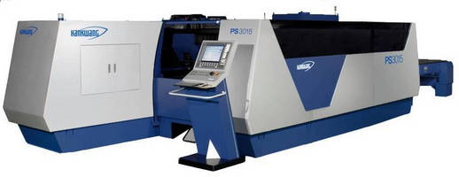 Short Gantry 2D Flying Optic Laser Cutter is fully automatic.