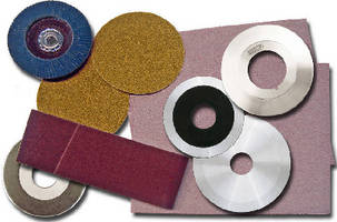 Abrasive Blades convert abrasive rolls into finished products.