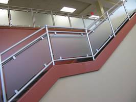 Church Architect Chooses Performance, Aesthetics of Hollaender Interna-Rail® Handrail Systems