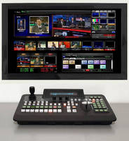 Video Production System features HD, 1080p-ready design.