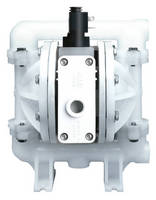 Air Operated Double Diaphragm Pumps feature durable design.
