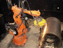 Wolf Robotics Introduces Welding Robots with Grinding Capability at Fabtech