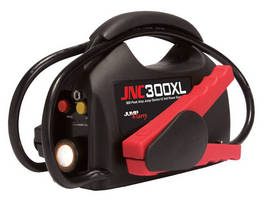 Passenger Vehicle Jump Starter offers 900 A starting power.