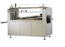 Wave Soldering Machine includes finger conveyor.