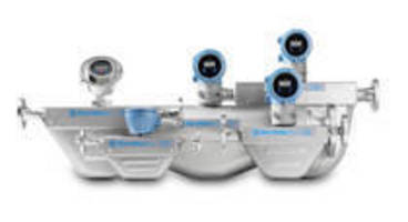 Coriolis Flowmeters support DeviceNet and PROFIBUS-DP.