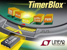 Integrated Circuits foster simplified timer solutions.