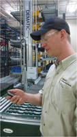 Alert Monitoring System targets automated material handling systems.