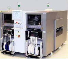 Placement Machine offers speeds up to 120,000 cph.