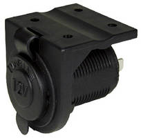 Automotive Socket features weather and vibration resistance.