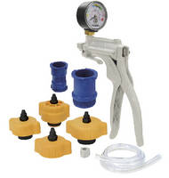 Cooling System Pressure Test Kit suits automtive applications.