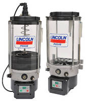 Electric Pump handles low- and high-viscosity greases.