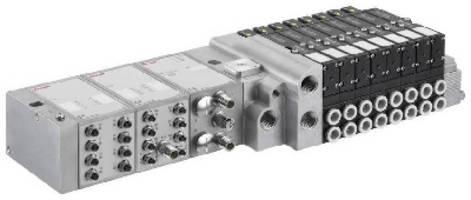 Pneumatic Valve Manifold System features uniform interface.