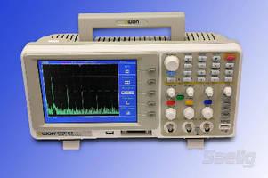 Benchtop Oscilloscopes offer 2M data point record length.