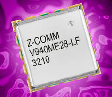 High Frequency VCO operates at 5,840-6,040 MHz.