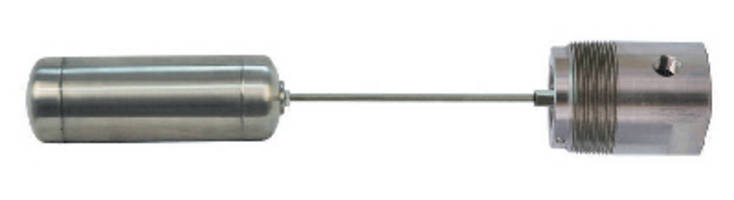 Rugged Level Switches are offered with extended floats.