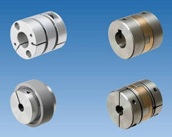 New Couplings from MISUMI USA Include Double Disc Clamping Types, Plus High Rigid, and Super Short Oldham Types