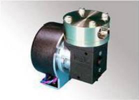 Micro-Diaphragm Pump provides contamination-free sampling.