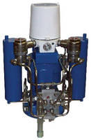 Valve Actuators offer torque range from 2,250-18,000 lb-in.