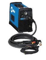 Plasma Cutter supports manual and automated applications.