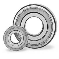 Deep Groove Ball Bearings minimize friction.