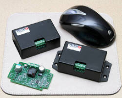 DC-DC Converters accept 6-70 V input and deliver constant output.