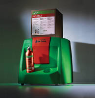 Anti-Spatter Refilling Station minimizes welding's environmental impact.