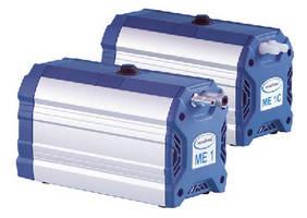 Diaphragm Vacuum Pumps facilitate solid phase extraction.