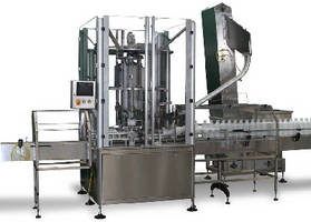 Capping is Made Better and Easier by New England Machinery