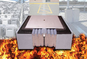 Expansion Joint suits seismic and large-gap applications.